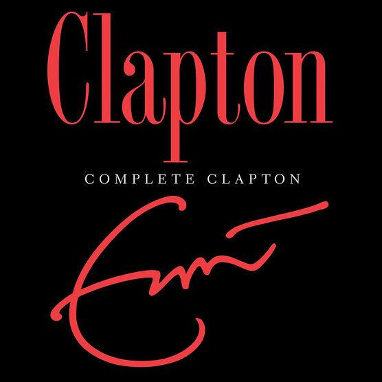 Eric Clapton - Complete Clapton - CD