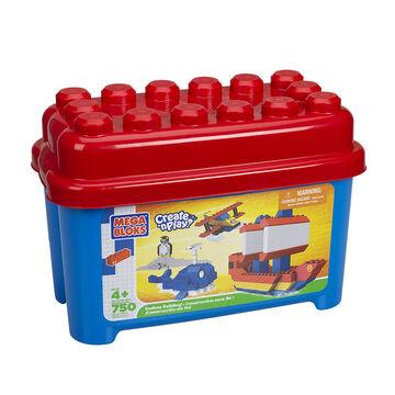Mega Bloks Create 'n Play Bucket