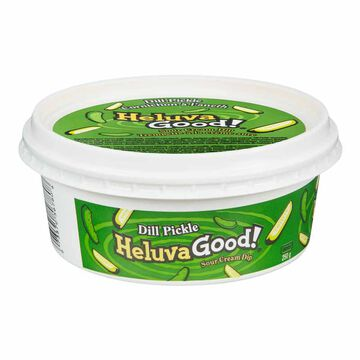 Heluva Good! Sour Cream Dip - Dill Pickle - 250ml