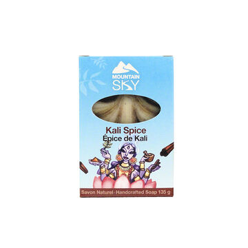 Mountain Sky Natural Hand Crafted Soap - Kali Spice - 135g