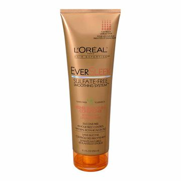 L'Oreal EverSleek Sulfate-Free Smoothing System Intense Smoothing Conditioner - 250ml