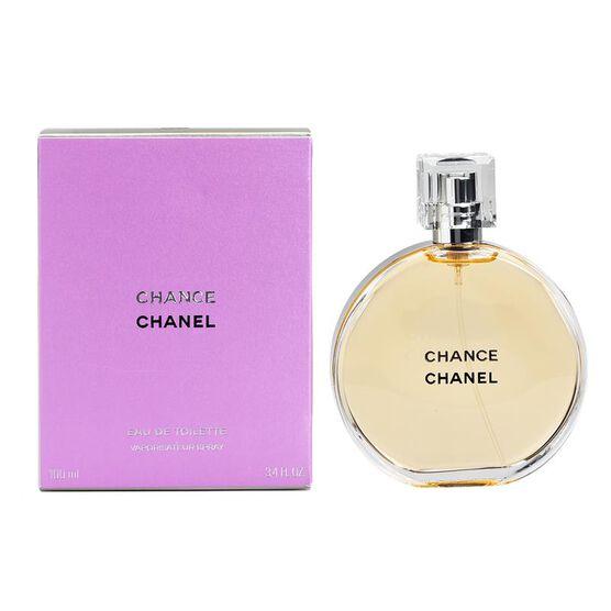 Chanel Chance Eau de Toilette Spray - 100ml