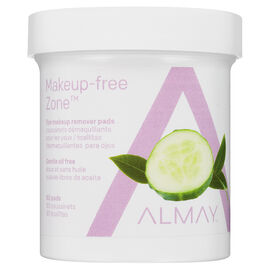 Almay Oil Free Gentle Eye Makeup Remover Pads - 80's