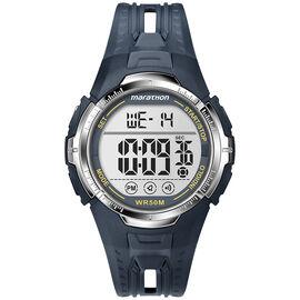 Timex Marathon Digital - Blue/Silver - T5K8049J