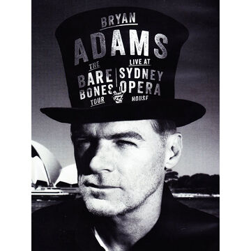 Bryan Adams - The Bare Bones Tour: Live at Sydney Opera House - DVD