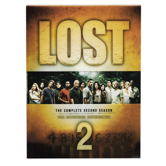 Lost - Season 2 - 7 Disc Set