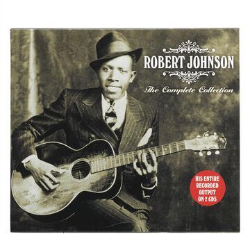 Robert Johnson - Comp Collection - CD