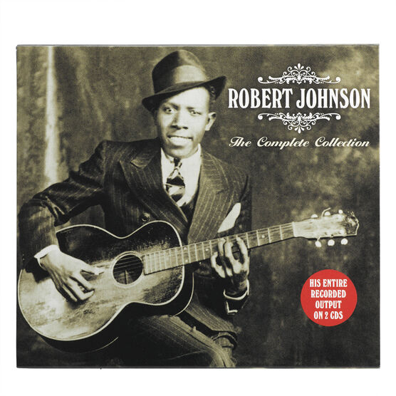 Robert Johnson - Comp Collection - CD