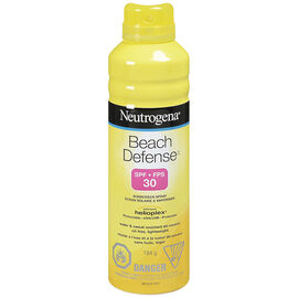 Neutrogena Beach Defense Sunscreen Spray - SPF30 - 184g