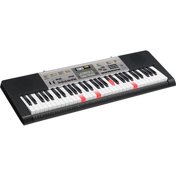 Casio 61 Lighted Keys Keyboard - Black - LK260