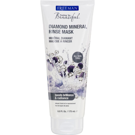 Freeman Diamond Rinse Mask - 175ml