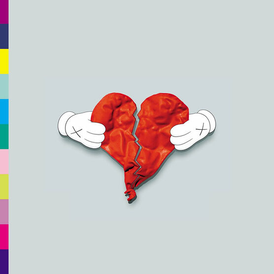 Kanye West - 808s & Heartbreak - CD + Vinyl