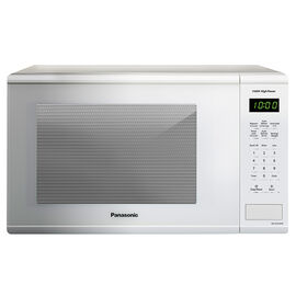 Panasonic 1.3 cu.ft. Microwave Oven - White - NNSG656W