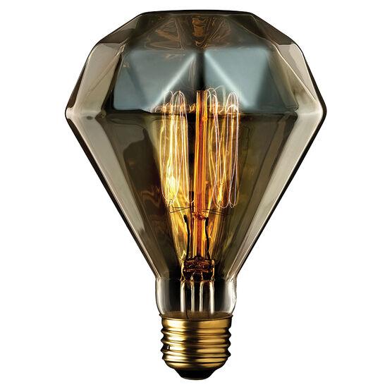 Globe Incandescent vintage Designer Diamante Light Blub - 84644