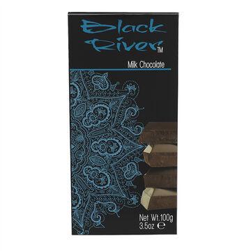 Black River Milk Chocolate - 100g