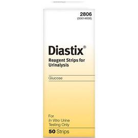 Bayer Diastix Strips - 2806 - 50's