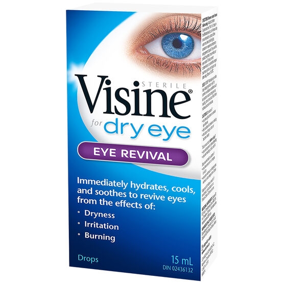 Visine for Dry Eye - Revival - 15ml