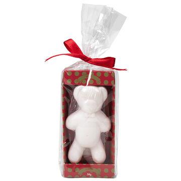 Holiday Treats Bear Soap - Cranberry Tart - 50g