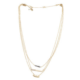 Kenneth Cole Tiered Necklace