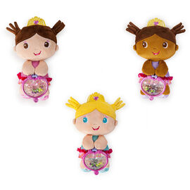 Bright Starts Little Plush Princess Doll - 10053 - Assorted