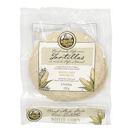 La Tortilla Factory Tortillas - White Corn - 8's