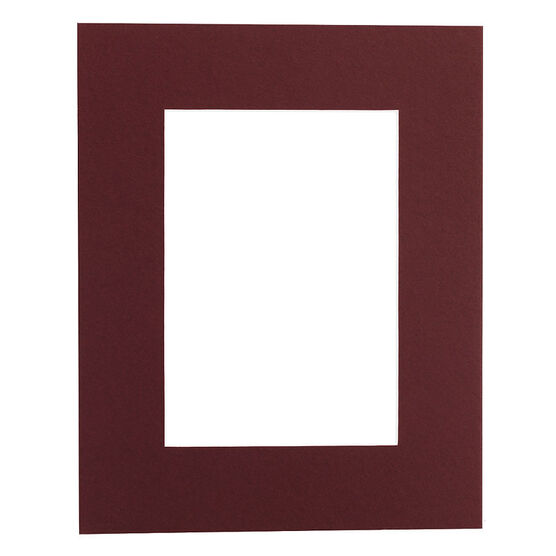 Tempo 8x10 Mat Frame - Maroon