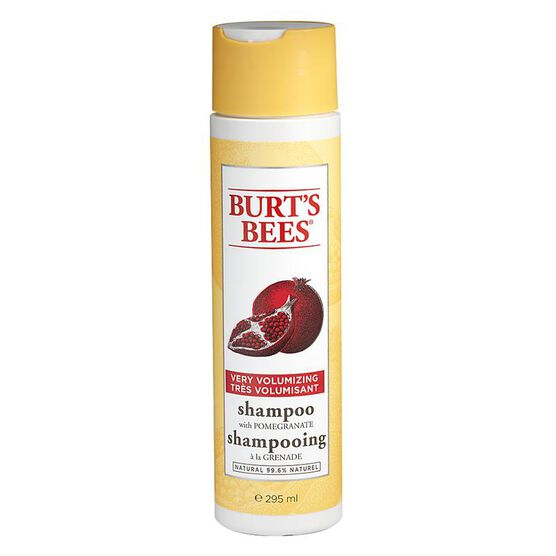 Burt's Bees Very Volumizing Shampoo with Pomegranate - 295ml