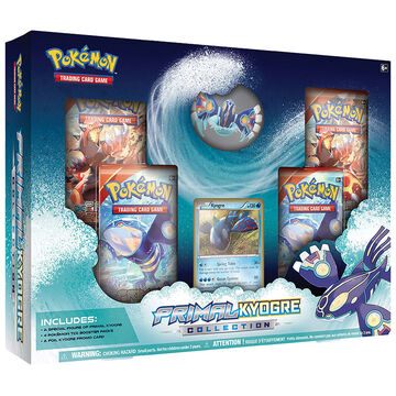 Pokemon Primal Figure Collection Box - Assorted