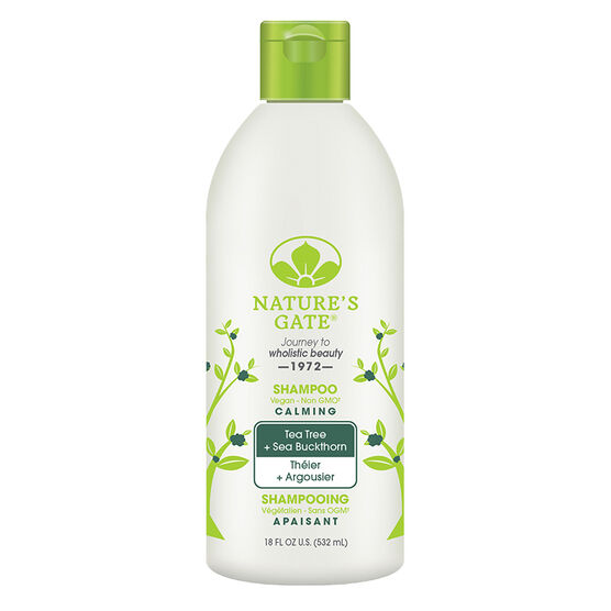 Nature's Gate Tea Tree Calming Shampoo - 532ml
