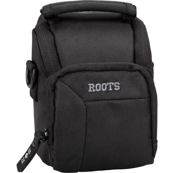 Roots RSH10 Compact Camera Bag - Black