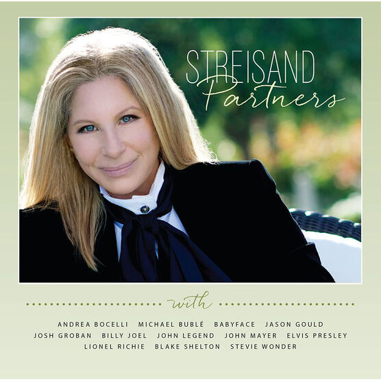 Barbra Streisand - Partners - CD