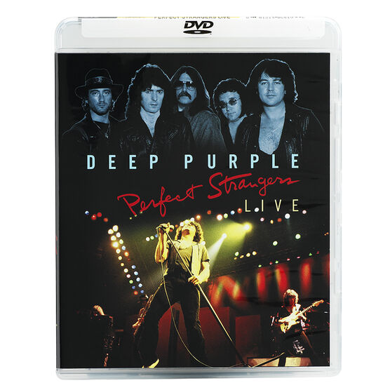 Deep Purple Perfect Strangers Live - DVD