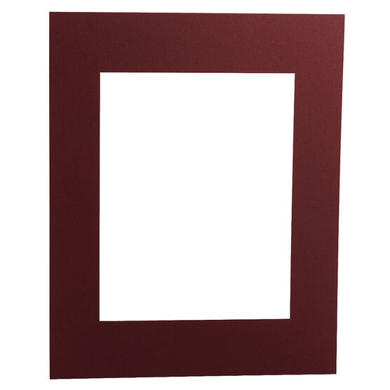 Tempo 16x20 Mat Frame - Maroon