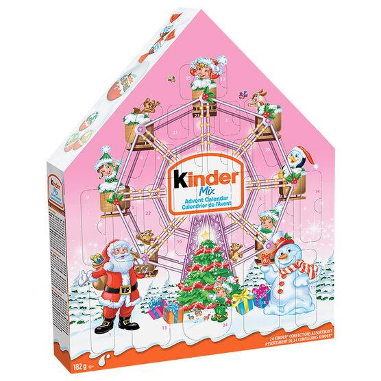 Kinder Advent Calendar - Pink - 182g