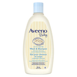 Aveeno Baby Wash and Shampoo - 532ml