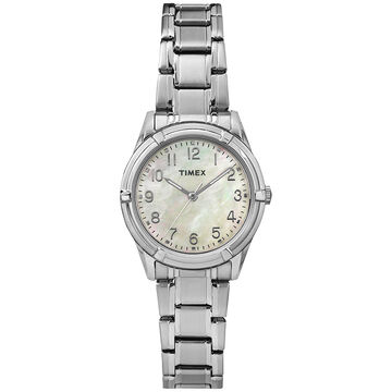 Timex Easton Avenue Watch - Silver - TW2P76000GP