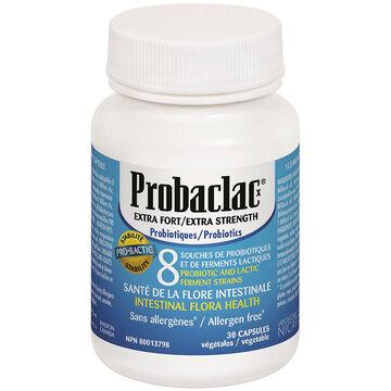Probaclac Extra Strength Probiotics - 30's