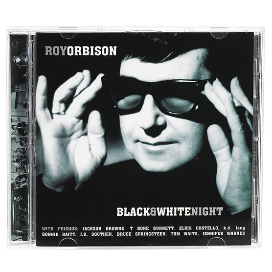 Roy Orbison - Black & White Night - CD