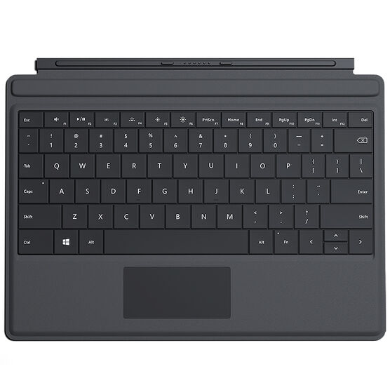 Microsoft Surface 3 Type Cover - Black - A7Z-00001