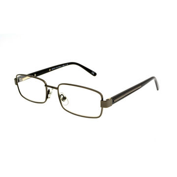 Foster Grant Tommy Reading Glasses with Case - Gunmetal - 2.00