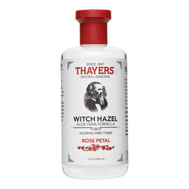 Thayer's Witch Hazel Aloe Vera Formula Toner - Rose Petal - 355ml