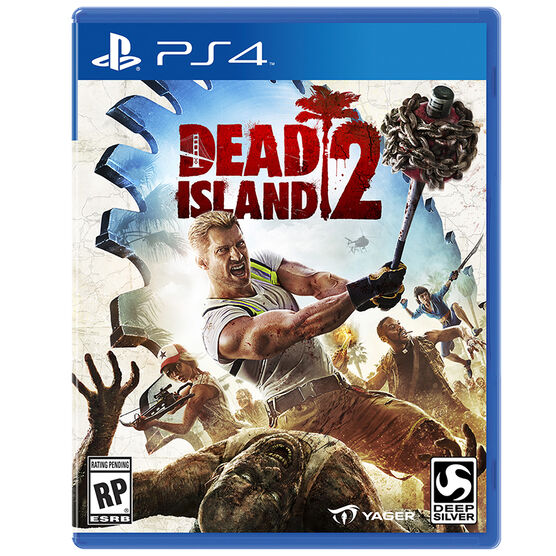 PRE-ORDER: PS4 Dead Island 2