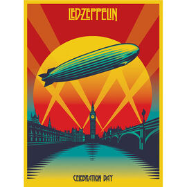 Led Zeppelin - Celebration Day - Blu-ray Digipak - 2 CD + Blu-ray
