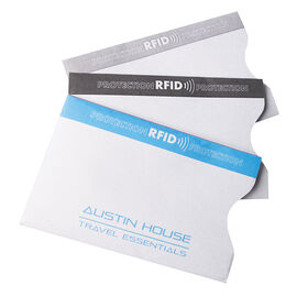 Austin House RFID Sleeve - Assorted