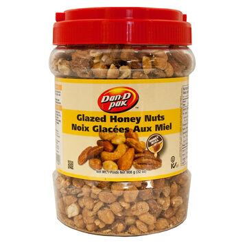 Dan-D-Pak Glazed Honey Nuts - 908g