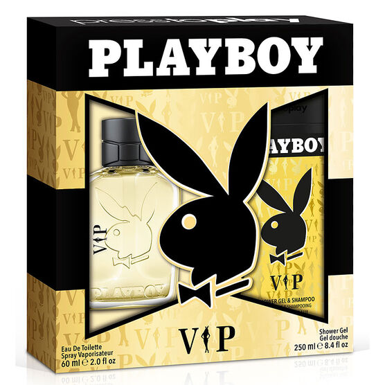 Playboy Male VIP Gift Set - 2 piece
