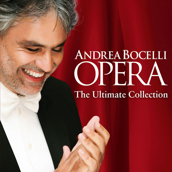 Andrea Bocelli - Opera: The Ultimate Collection - CD