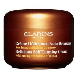 Clarins Delicious Self Tanning Cream - 125ml