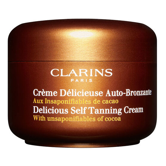 Clarins Delicious Self Tanning Cream - 125ml