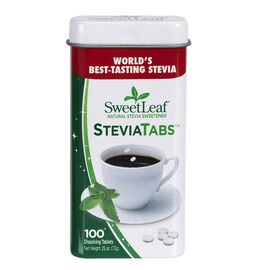 Sweetleaf Stevia Tablets - 100's